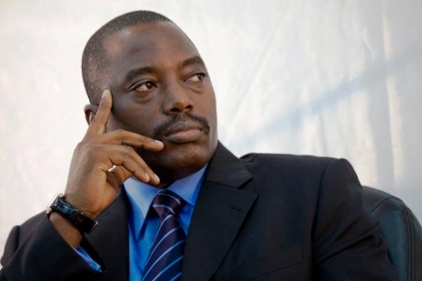Congolese President, Joseph Kabila