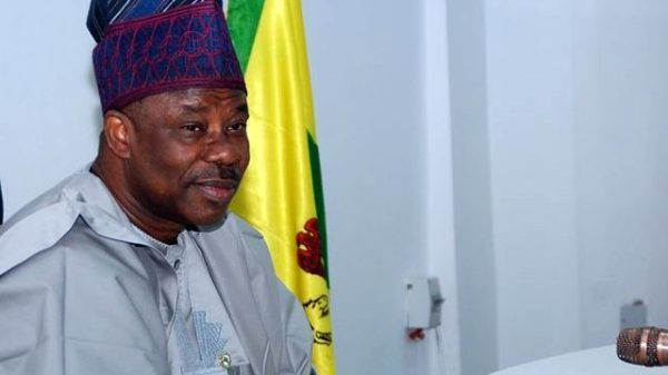 Former Ogun State Governor Ibikunle Amosun
