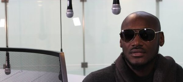 2Face Idibia [Photo credit: NAN]