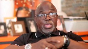 NFF Chairman and CAF VP, Amaju Pinnick