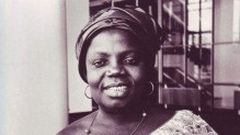Buchi Emecheta, passed on at 72