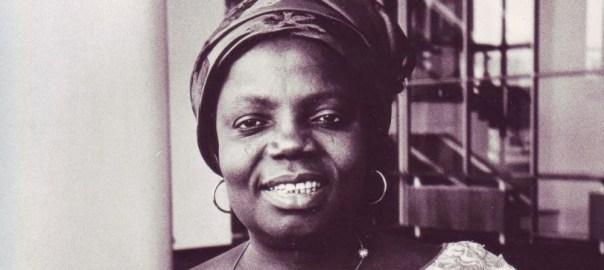 Buchi Emecheta, passed on at 72