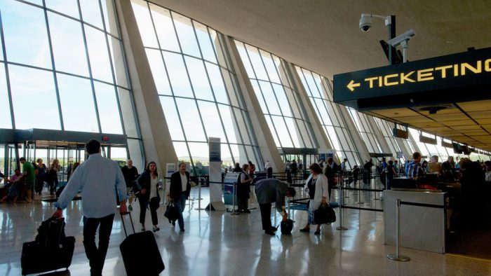 Dulles International Airport [Photo credit: WTTW.com]