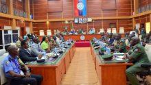 ECOWAS service chiets 1