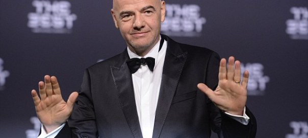 FIFA President Gianni Infantino has seen the competition expanded to 48 nations