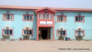 FILE PHOTO: Female hostel of the Nigerian Turkish School, Isheri, Ogun State.