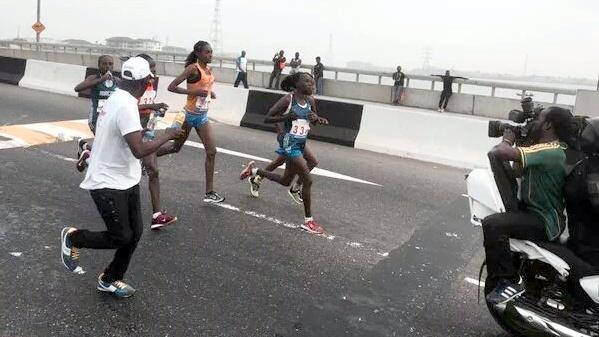 Lagos Marathon [Photo credit: The Nation]