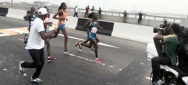 Lagos Marathon [Photo credit: The Nation]