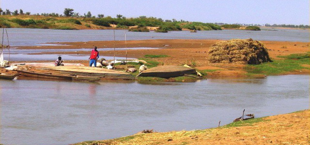 Lake Chad [Photo Credit: World Water Database]