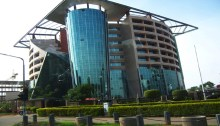 NCC Headquarters used to illustrate the story.