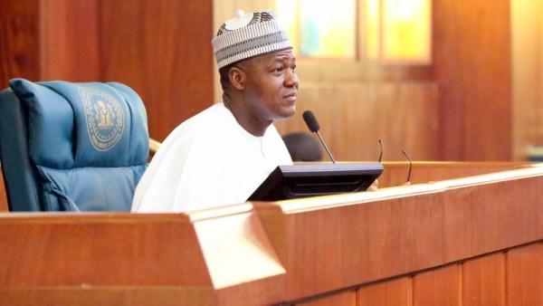 Speaker Yakubu Dogara