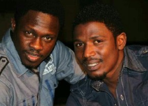Zaharaddeen Sani and Ali Nuhu
