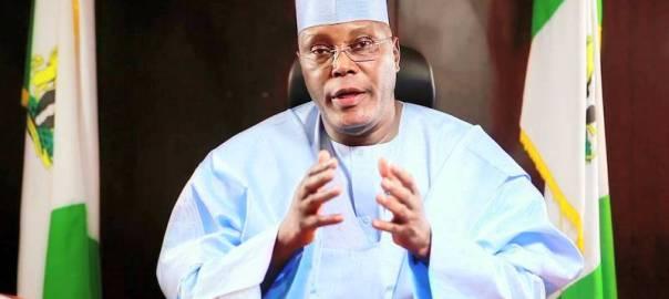 former Vice-President, Atiku Abubakar