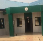 renovation of primary heath care center, Abuja
