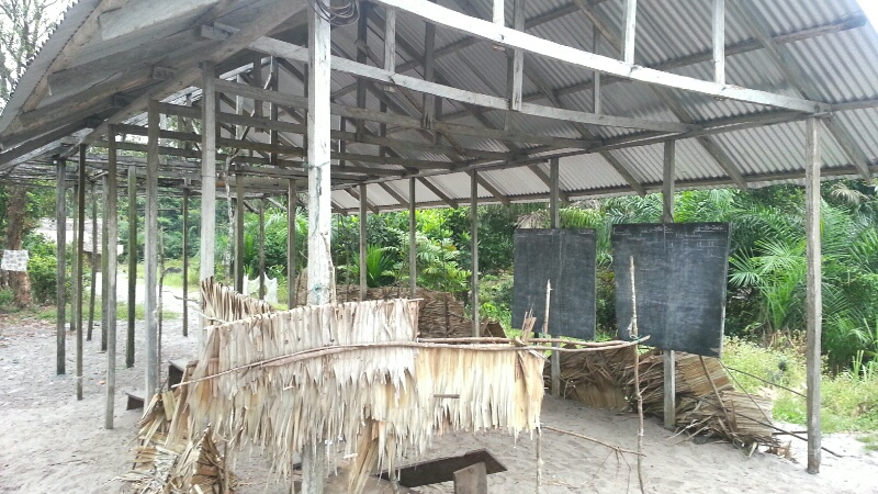 Government Primary School, Isotoyo, Eastern Obolo Photo: Cletus Ukpong