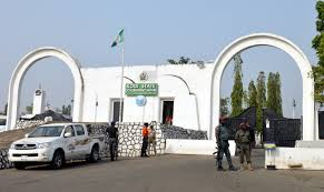 Kogi State Government House Entrance