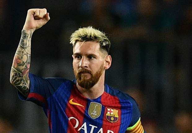 Lionel Messi [Photo Credit: goal.com]