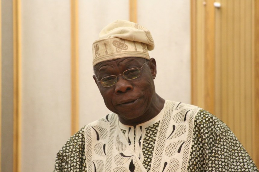 Former President Olusegun Obasanjo [Photo credit: Ventures Africa]
