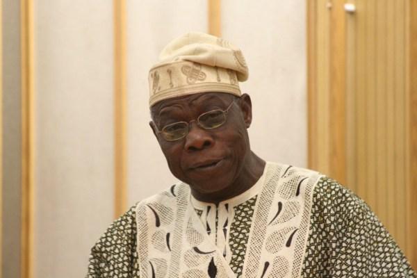 Former President Olusegun Obasanjo [Photo credit: Ventures Africa]