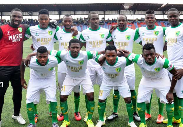 Plateau United team played while the management of Heartland FC attacked the referee