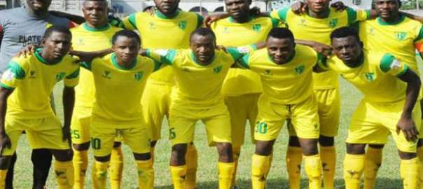Plateau United Football Club