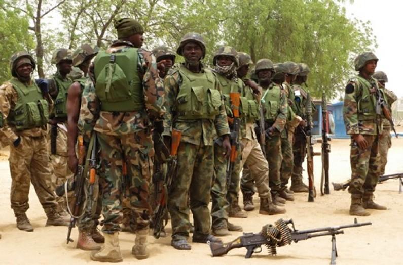 Boko Haram attack on Maiduguri