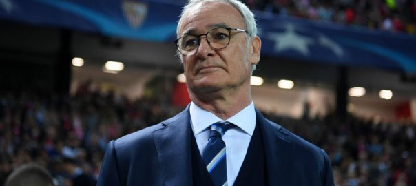 Claudio Ranieri Photo: SkySports