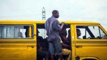 Lagos Danfo conductor [Photo Credit: TechCabal]