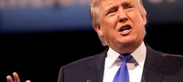 U.S. President, Donald Trump