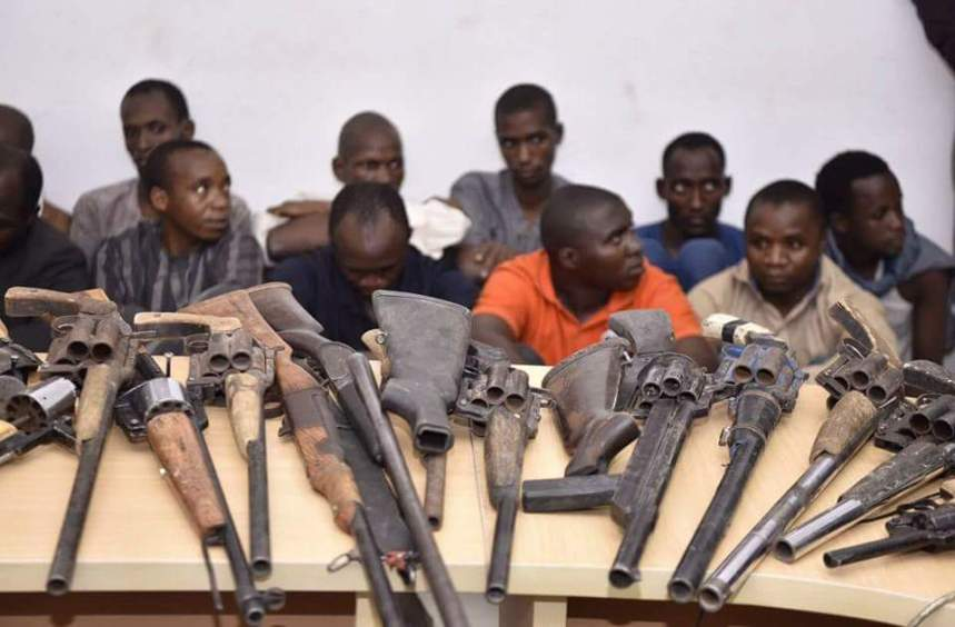 Suspects of the Southern Kaduna killings