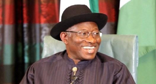 Former President Goodluck Jonathan [Photo Credit: Ikenga Chronicles]