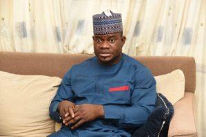 Gov Yahaya Bello of Kogi state [Photo Credit: The News Nigeria]
