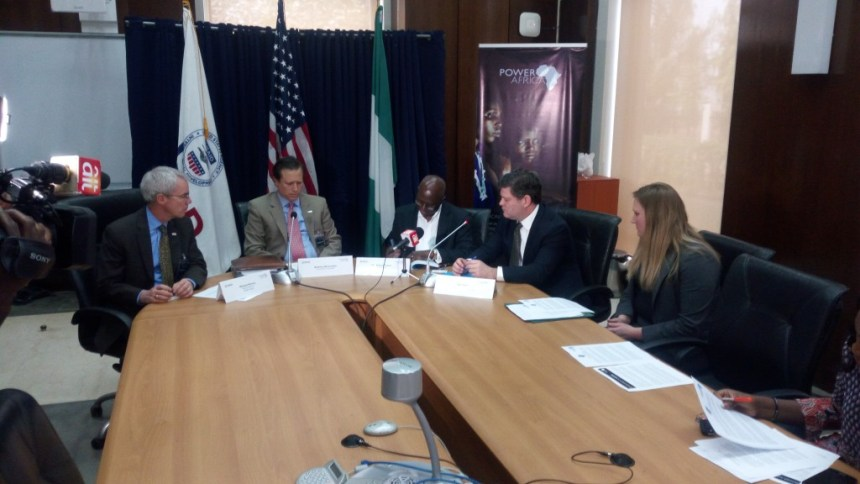 Nigerian, U.S firm sealed solar power supply to 25 communities