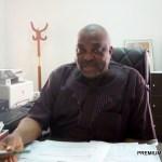 Muminu Badmus, Group Managing Director, Lagos Water Corporation