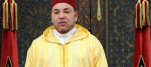 Moroccan King Mohammed VI[Photo Credit:Aljazeera]