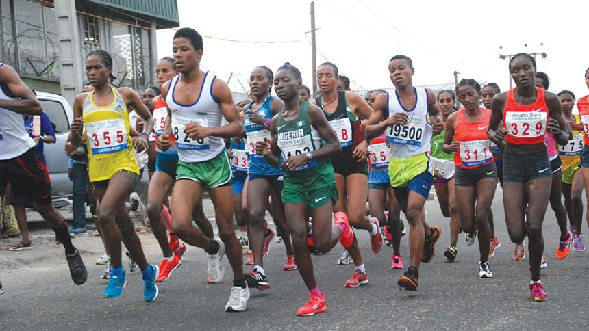Lagos Marathon [Photo Credit: The Guardian Nigeria]