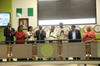 Medview Air, listed on Nigerian Stock Exchange