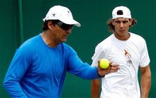 Uncle Toni and Nadal [Photo credit: The Telegraph]