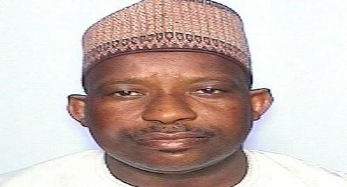 Late Nigerian lawmaker, Sani Bello.
