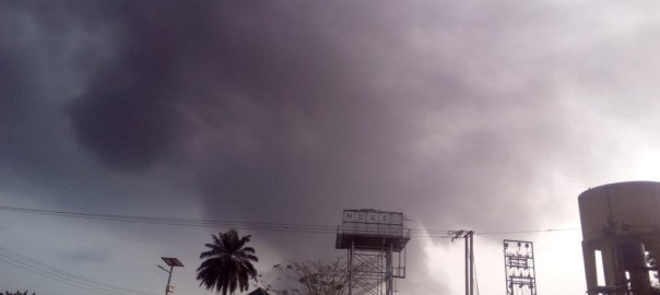 Rivers State Toxic Smog [Photo Credit:Twitter]