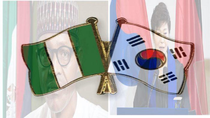 Nigeria and South Korea [Photo Credit: buzznigeria.com]
