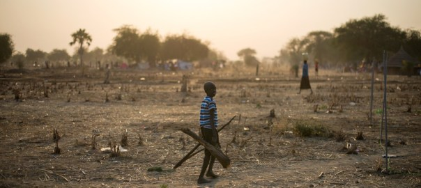 Famine in South Sudan [Photo: Latest Stories - National Geographic]