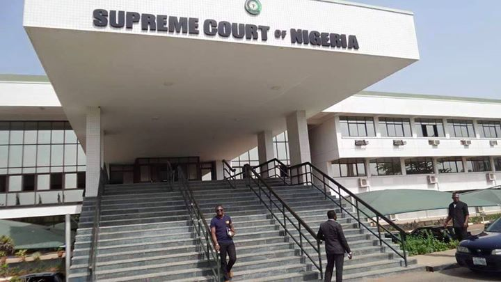 NJC: Supreme Court of Nigeria (judge)