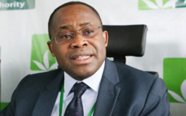 Managing Director, Nigerian Sovereign Investments Authority, NSIA, Uche Orji