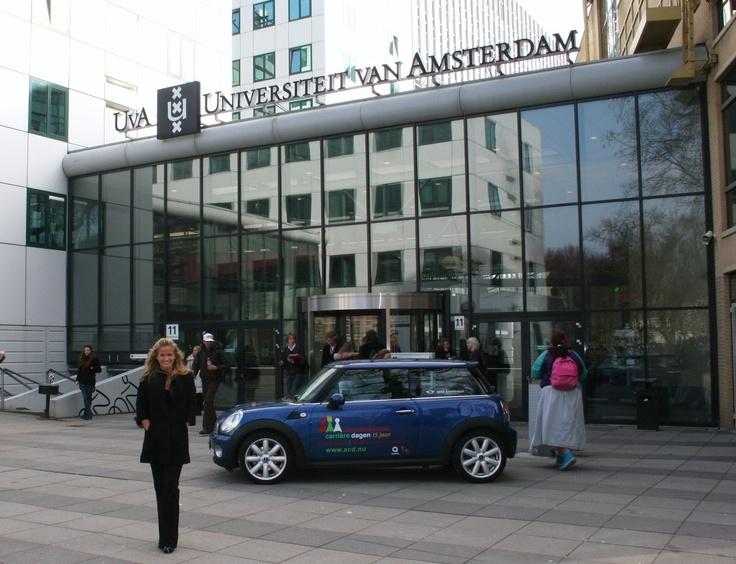 University of Amsterdam [Photo Credit: Pinterest]