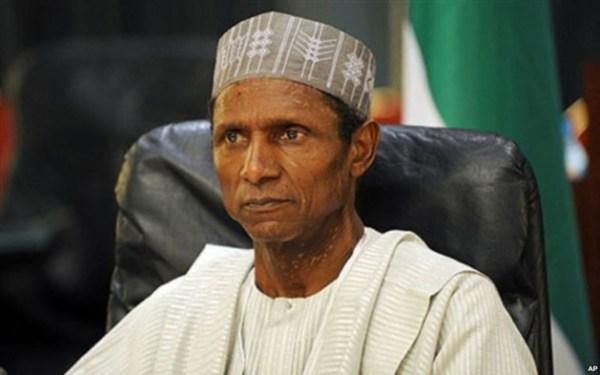 Former President Umar Yar'Adua