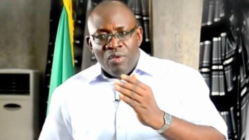 Bayelsa Governor, Seriake Dickson