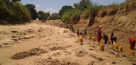 Drought in Somalia [Photo credit: SNTDCI]