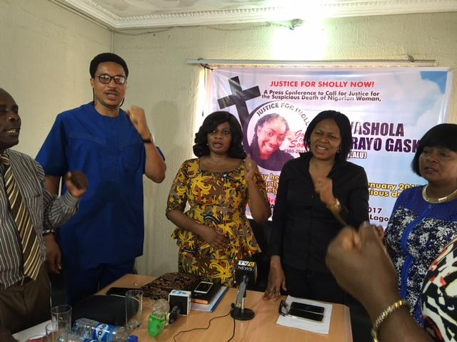 shocked Nigerian Family Demand Probe For Family Member death
