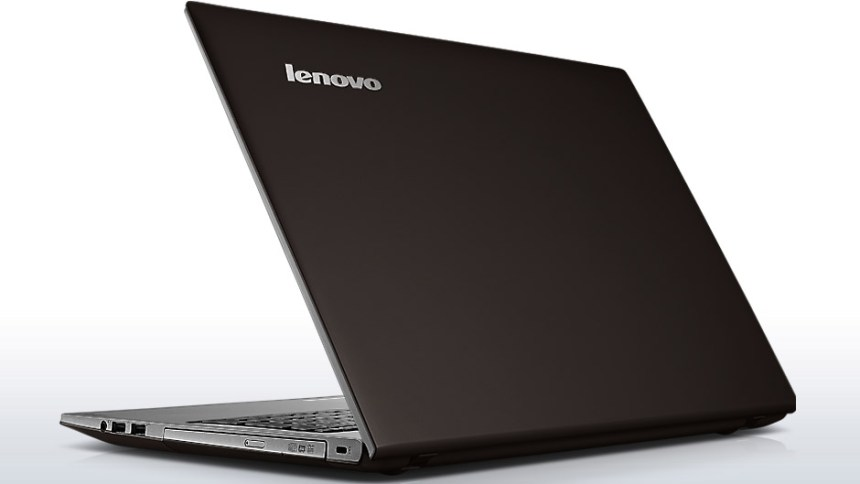 Lenovo Laptop [Photo Credit: